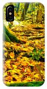 Root Steps IPhone Case