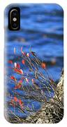 Rooted In Blue  IPhone Case
