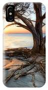 Roots Beach IPhone Case