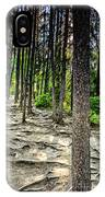 Roots Of Trees IPhone Case