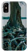 Roots On The Bay IPhone Case
