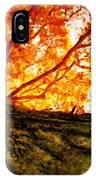 Roots To Branches IIi IPhone Case