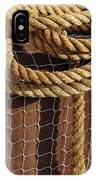 Rope And Net IPhone Case