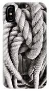 Rope IPhone Case