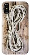Rope IPhone Case