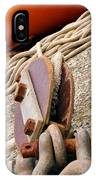 Ropes And Chains IPhone Case