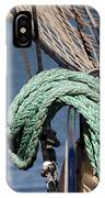 Ropes And Rigging IPhone Case