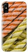 Ropes IPhone Case