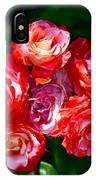 Rose 124 IPhone Case