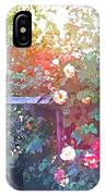 Rose 205 IPhone Case