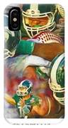 Rose Bowl Collage IPhone Case