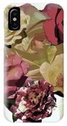 Rose Collage IPhone Case