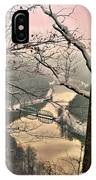 Rose Colored Morning IPhone Case