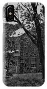 Rose Farm House-gettysburg IPhone Case