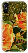 Rose Ridge IPhone Case