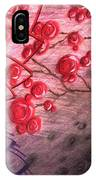 Rosettes In Abstract IPhone Case