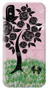 Rosey Posey IPhone Case