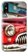 Rosie Cruises Steve's Marina IPhone Case