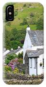 Rosthwaite In The Valley Of Borrowdale Lake District IPhone Case