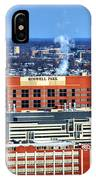 Roswell Park Winter 2013 IPhone Case