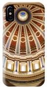 Rotunda Dome On Wings IPhone Case