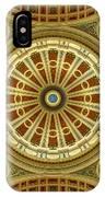 Rotunda IPhone Case