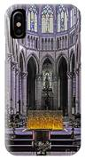 Rouen Cathedral  IPhone Case