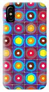 Round Up The Squares IPhone Case