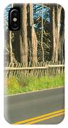 Route 1, Mendocino, California IPhone Case