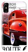 Route 66 America's Highway IPhone Case