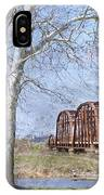 Route 66 Bridge IPhone Case