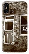 Route 66 Cafe 8 IPhone Case