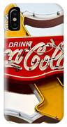 Route 66 Coca Cola IPhone Case