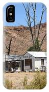 Route 66 - Ed's Camp IPhone Case