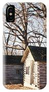 Route 66 John's Modern Cabins IPhone Case