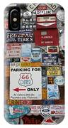 Route 66 Signs IPhone Case