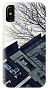 Row Houses In Washington Heights IPhone Case