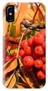 Rowan Berry IPhone Case