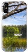 Rowboats At The Lake IPhone Case