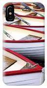 Rowboats IPhone Case