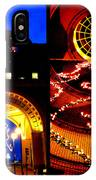Rowes Wharf Christmas IPhone Case
