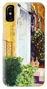 Rowhouses IPhone Case