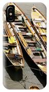 Rowing Boats IPhone Case