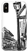 Royal Afternoon Monochrome IPhone Case
