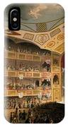 Royal Circus From Ackermanns Repository IPhone Case