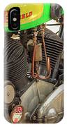Royal Enfield IPhone Case