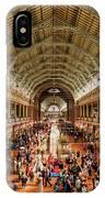 Royal Exhibition Building IIi IPhone Case