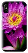 Royal Lily IPhone Case