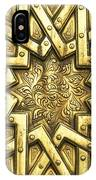 Royal Palace Fes Morocco  IPhone Case