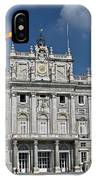 Royal Palace Of Madrid IPhone Case